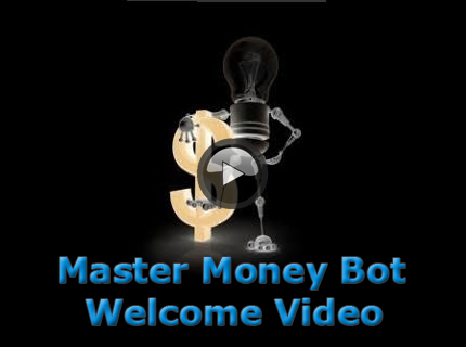 Master Money Bot Products Video